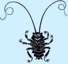 Comic Cockroach