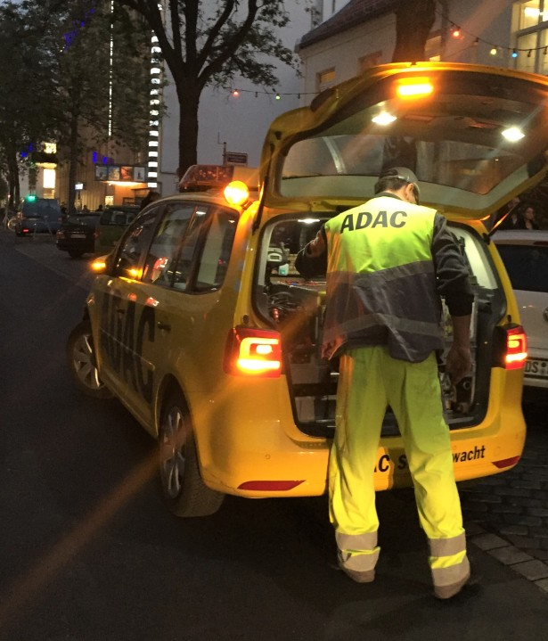 Adac breakdown assistance