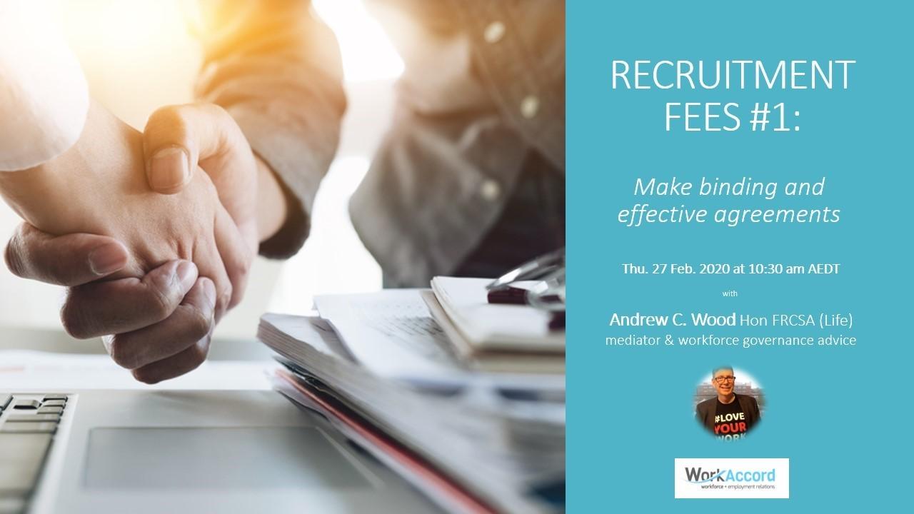 Recruitment Fees 1